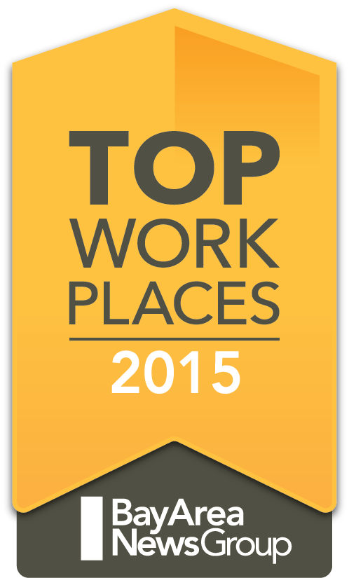 BayAreaNewsGroup - Top Work Places 2015