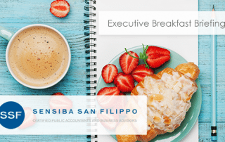 Executive Breakfast Briefing