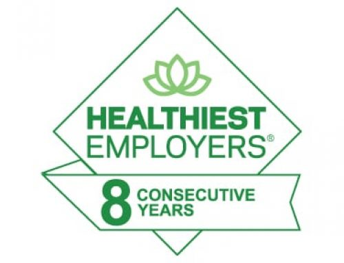 SSF Named Healthiest Employer