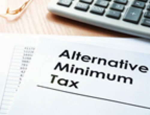Alternative Minimum Tax — What's It Like Today?