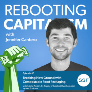 Rebooting Capitalism — Guest: Antione Ambert
