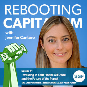Rebooting Capitalism — Guest: Lindsey Woodward