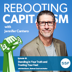 Rebooting Capitalism — Mark Brown