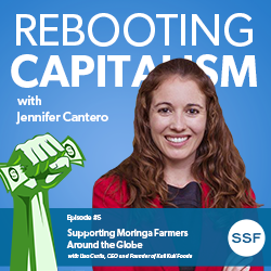 Rebooting Capitalism — Guest: Lisa Curtis