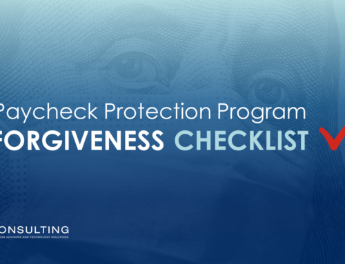 Paycheck Protection Program: Forgiveness Checklist
