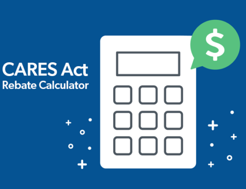 CARES Act Rebate Calculator