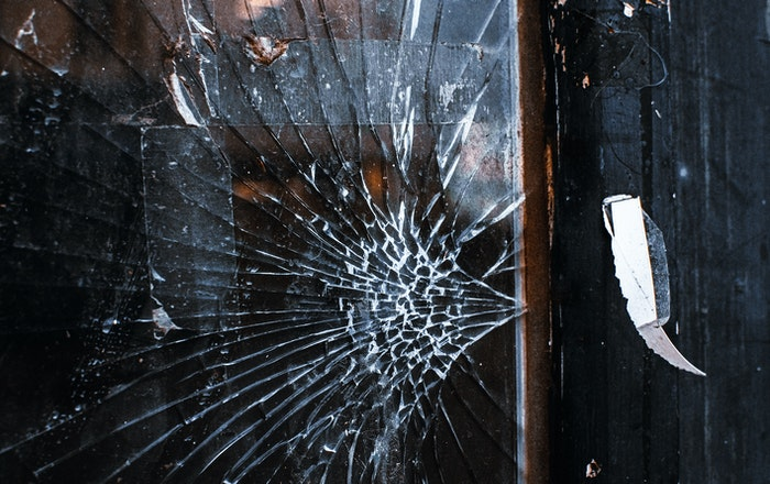DAMAGE AT BUSINESS