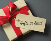Gifts In Kind